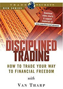 Disciplined Trading: How to Trade Your Way to Financial Freedom