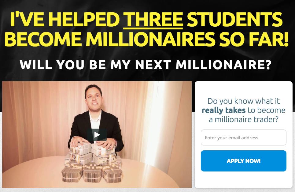 Tim Sykes Millionaire Challenge